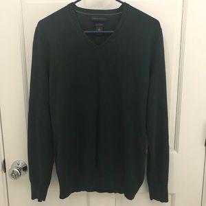 EUC Banana Republic Luxury Blend Green Sweater